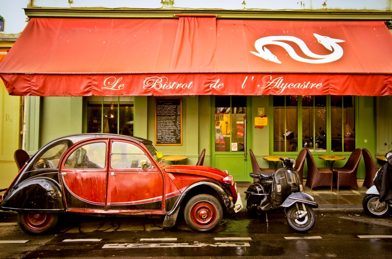Le Bistrot Parisien - Paris