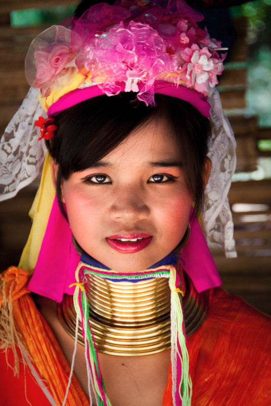 Karen Long Neck Tribe - Thailand