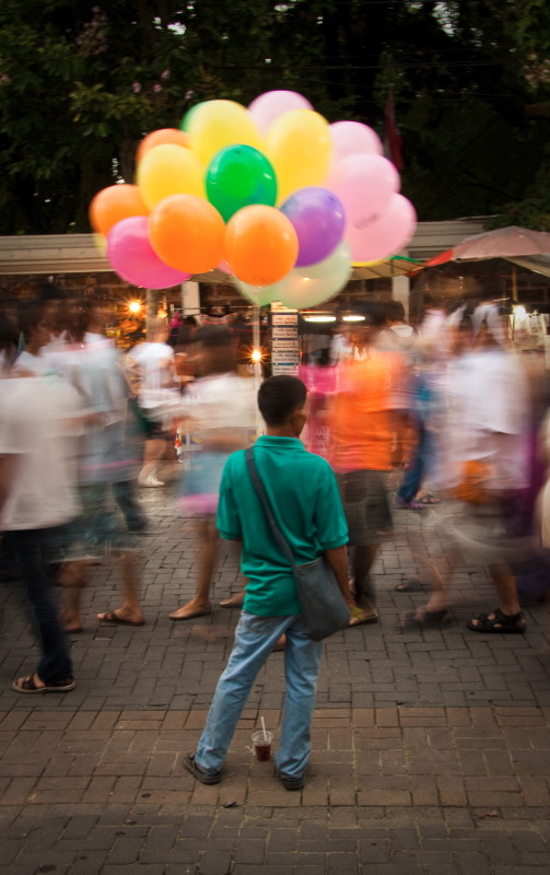 The Balloon Man - Thailand