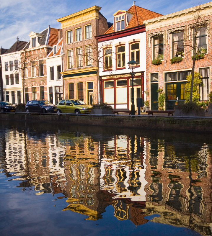 Alkmaar Reflections - The Netherlands