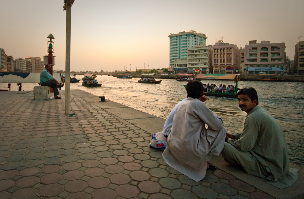 The Old Dubai Creek - Dubai