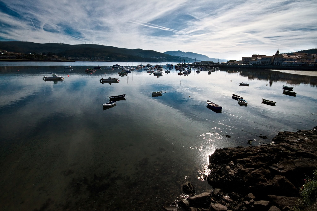 The Fishing Town of Cee - Spain