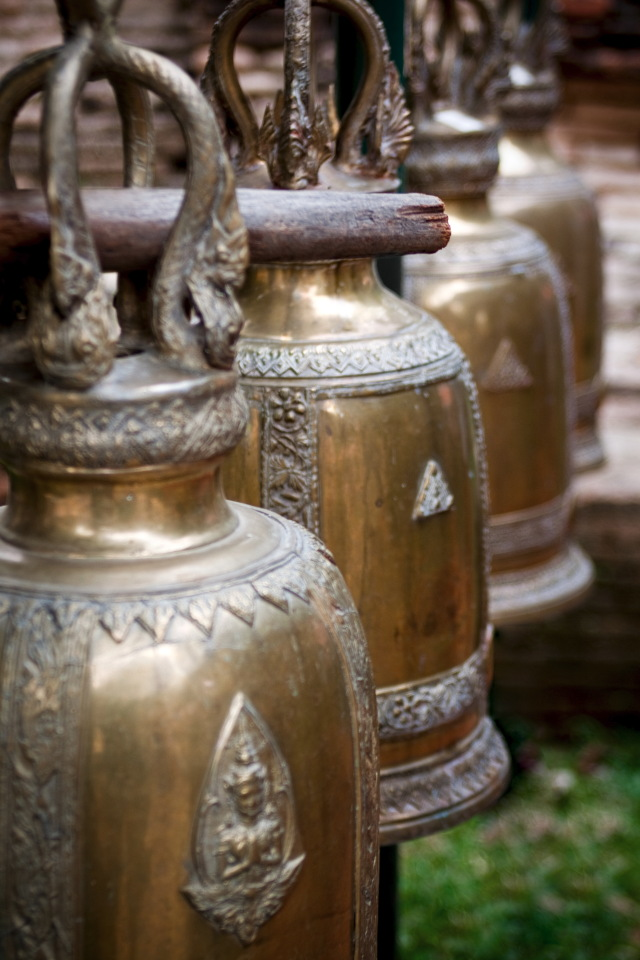Temple Bells ~ Thailand
