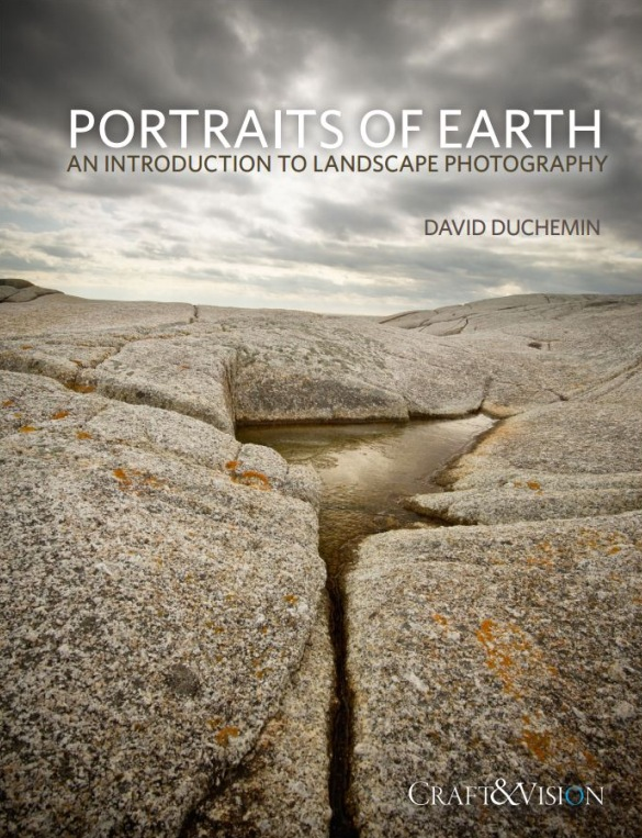 Portraits of Earth by David Duchemin ebook review