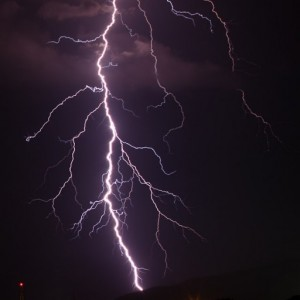Zeus's Fury and Lightning in Chiang Mai ~ Thailand
