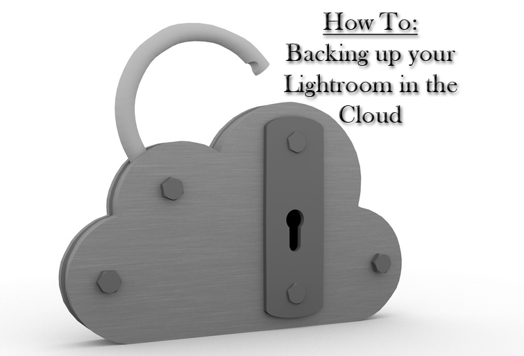 How to backing up Lightroom in the cloud