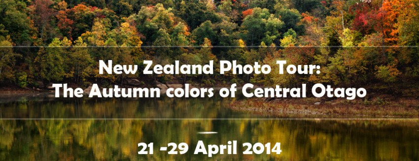 New Zealand Photo Tour