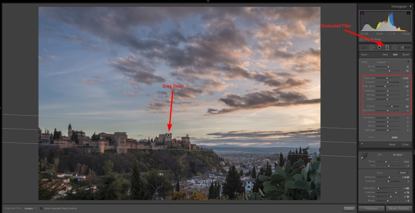 How to fix and improve your photos in Lightroom