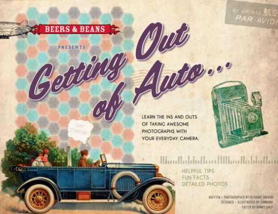 """Getting out of Auto"": A Photography Ebook Review"