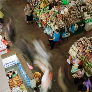 Market Ghosts ~ Thailand