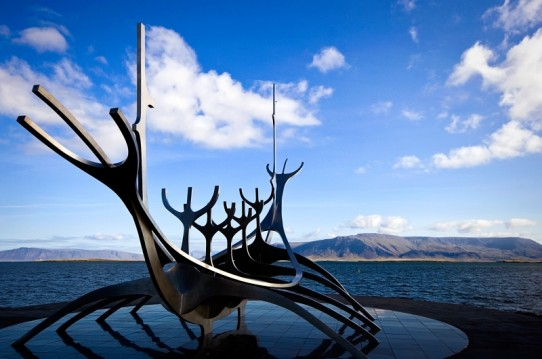 The Sun Voyager ~ Iceland