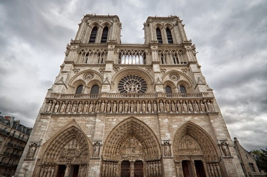 Notre-Dame Cathedral ~ France