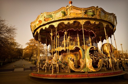 Carousel ~ Paris