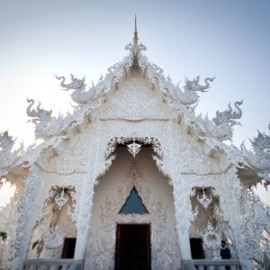 The White Temple ~ Thailand