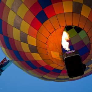 The International Hot Air Balloon Festival ~ Thailand