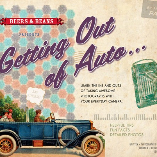 """""""Getting out of Auto"""": A Photography Ebook Review"""