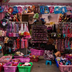 The Pink Shop ~ Thailand