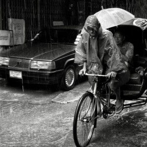 A Wet Ride ~ Thailand