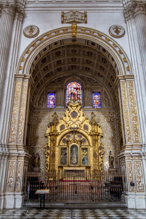 Granada Cathedral - Spain