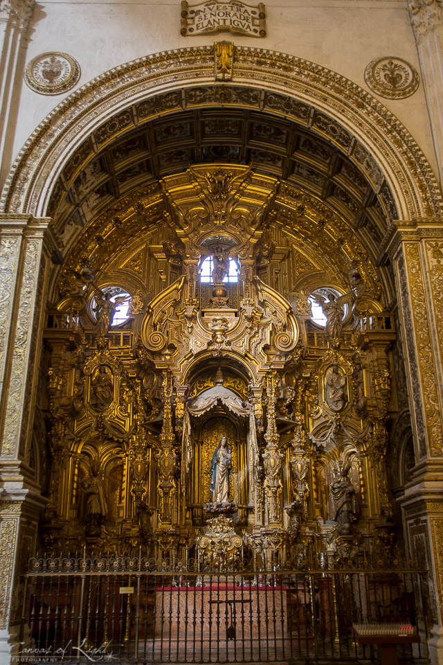 photo gallery  granada cathedral of incarnation