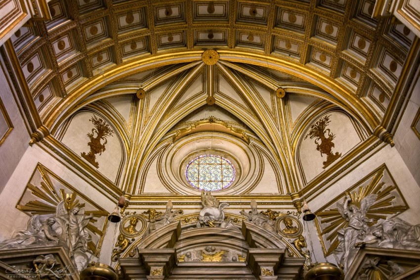 Granada Cathedral Arch - Spain
