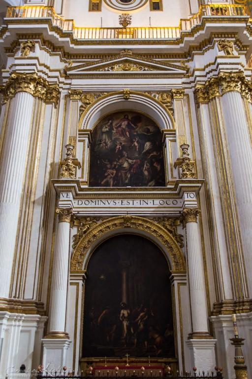 Granada Cathedral Dominus - Spain
