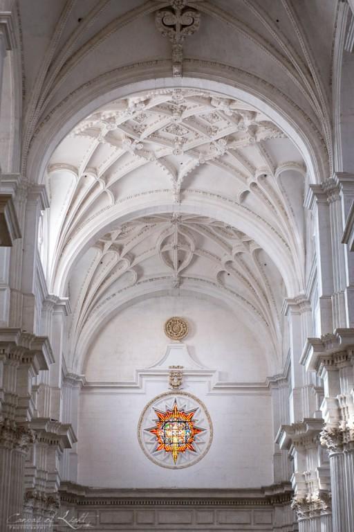 Granada Cathedral Vault - Spain