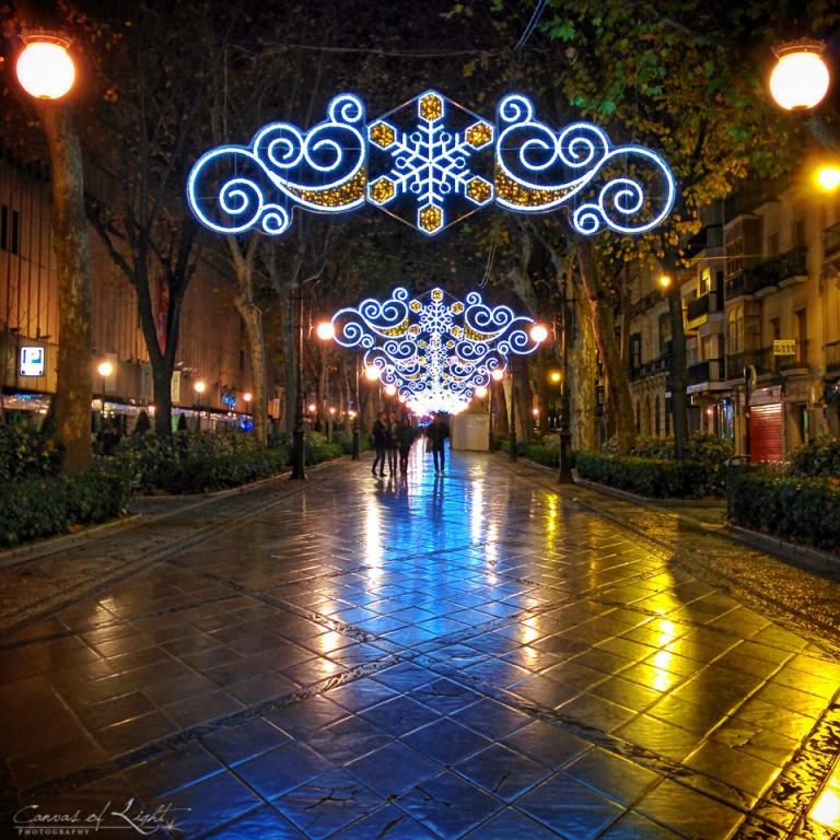 Granada During Christmas - Spain