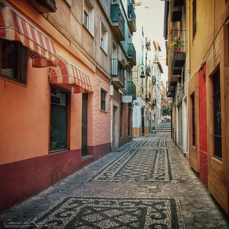 Granada Alleys - Spain