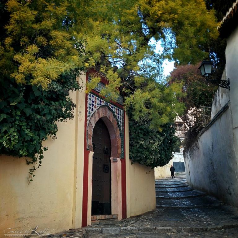 Granada Arabic Architecture - Spain