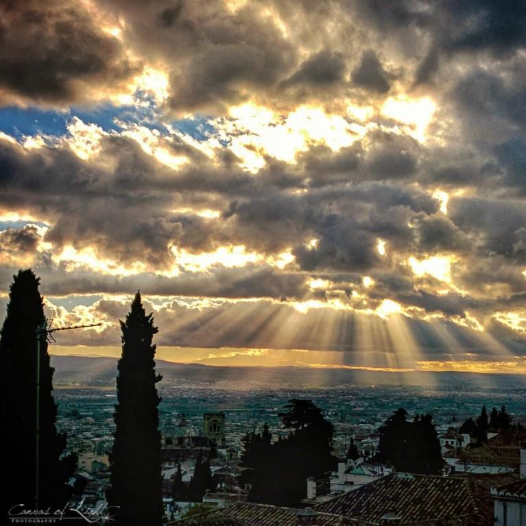 Granada Sunset - Spain