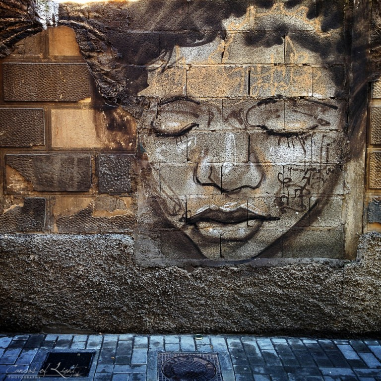 Granada Street Art - Spain