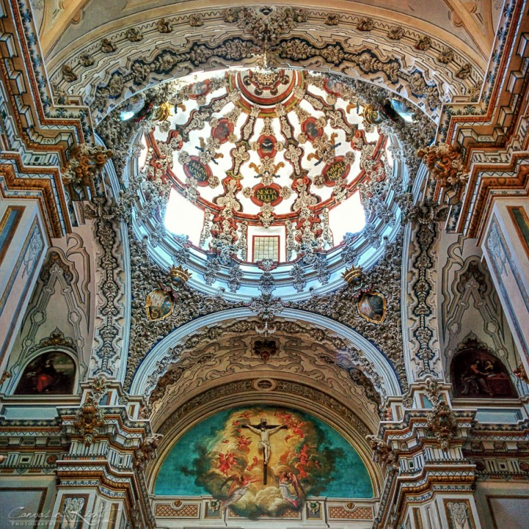 Granada Church Interior - Spain